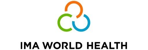 Introducing the new IMA World Health logo