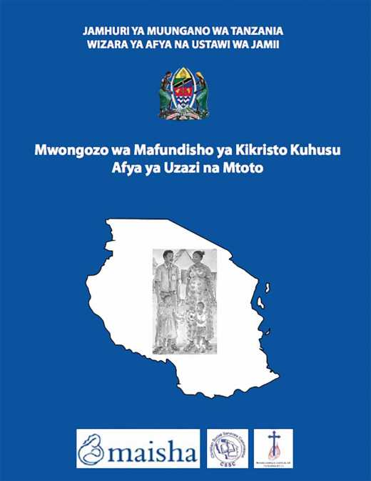 Christian Sermon Guide for Reproductive and Child Health: A Toolkit for Tanzanian Religious Leaders - Kiswahili