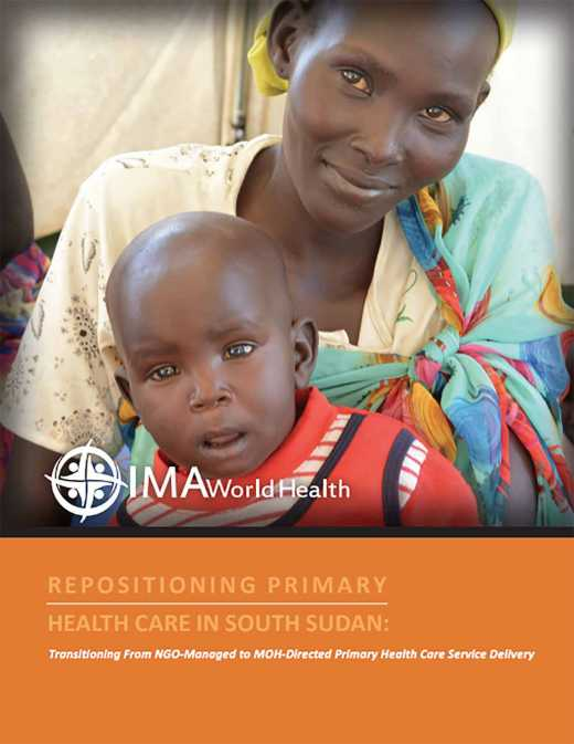 Repositioning Primary Health Care in South Sudan