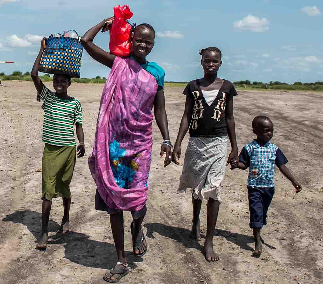 South Sudan Help