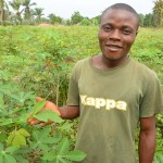 ASSP Project Uproots Malnutrition with Household Gardens