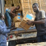 Equipping Clinics through Feats of Logistics