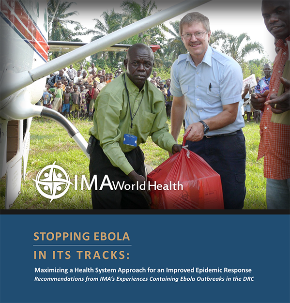 Special Report: Stopping Ebola in its Tracks
