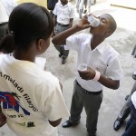 Haiti winning in NTD elimination