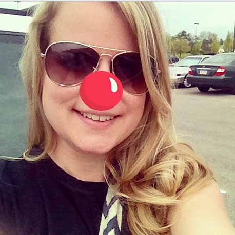 Red Nose Day - Kara