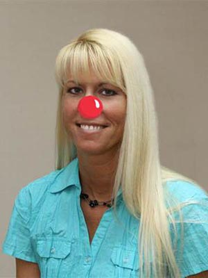 Red Nose Day - Sherry