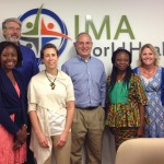 IMA support 'saved lives' in Liberia during Ebola outbreak