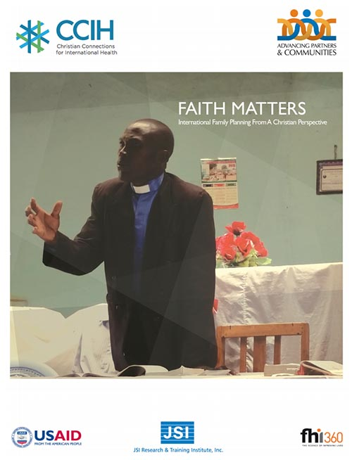 Faith and Family Planning
