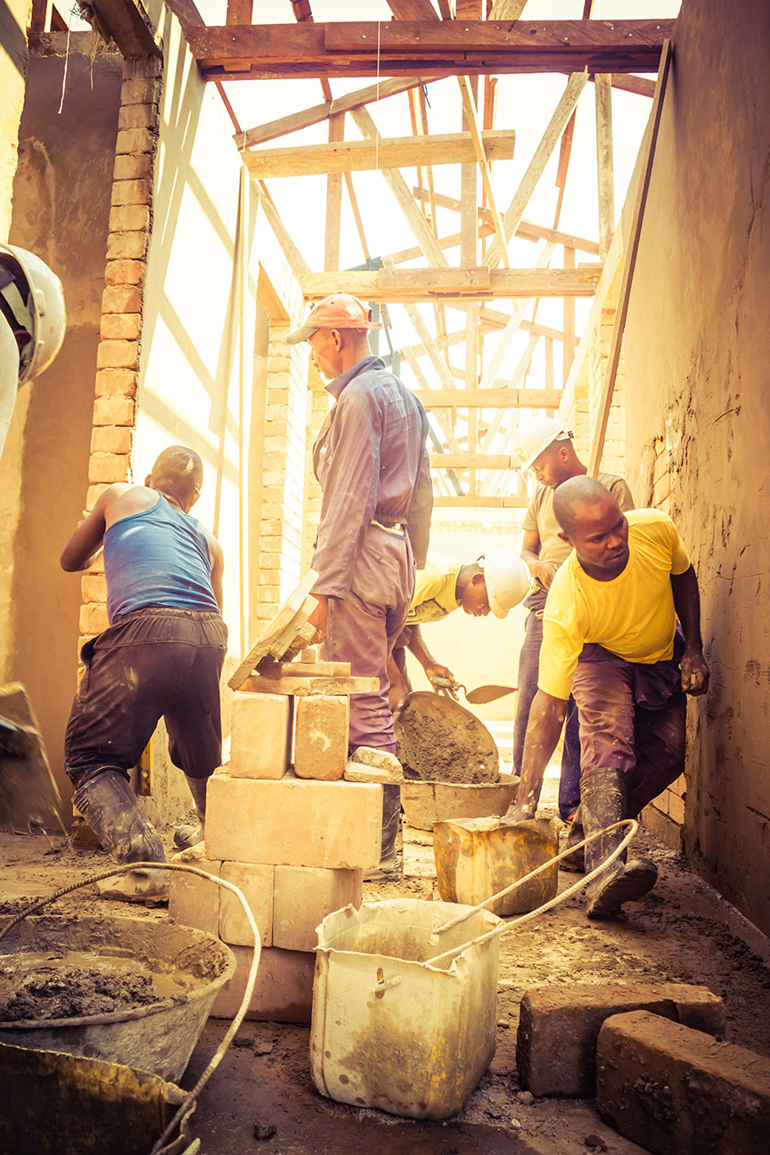 ASSP Construction Program Democratic Republic of Congo