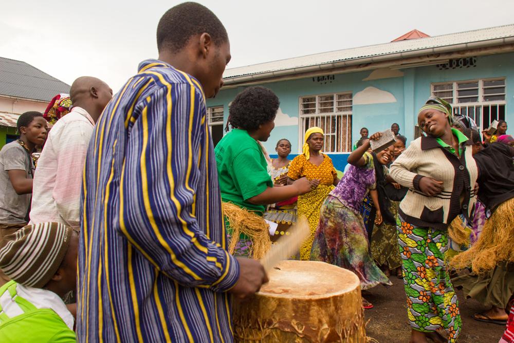 USHINDI project in Goma