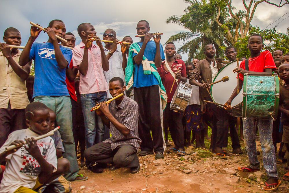 Mbango-Inauguration