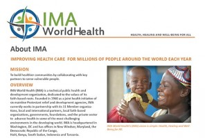 About IMA
