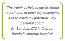 Dr. Bundala Quote