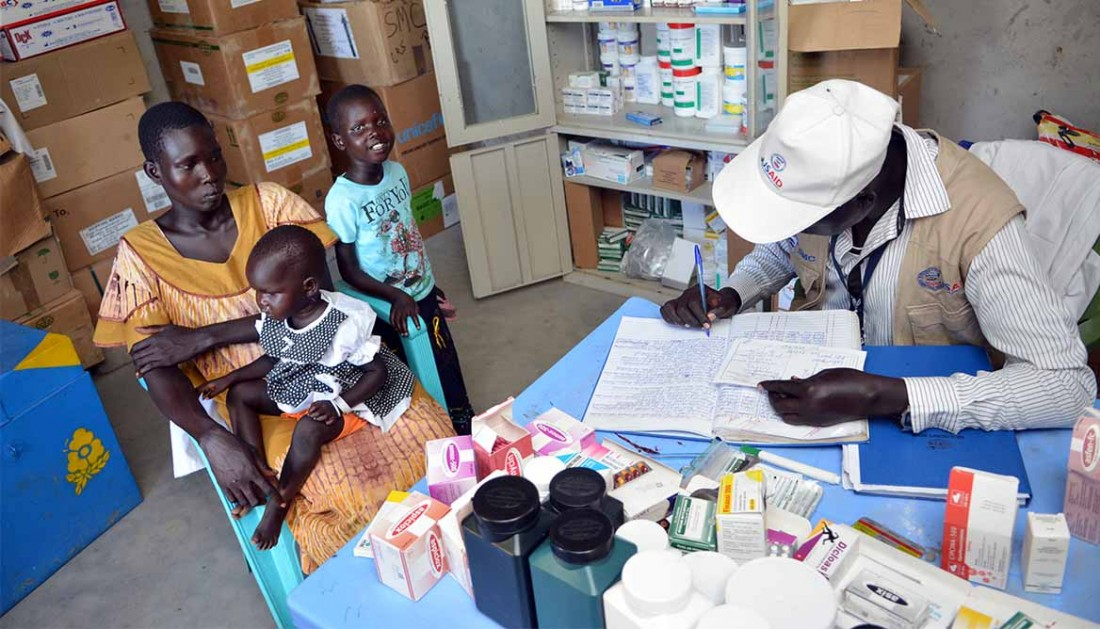Medical treatment in 3rd world countries