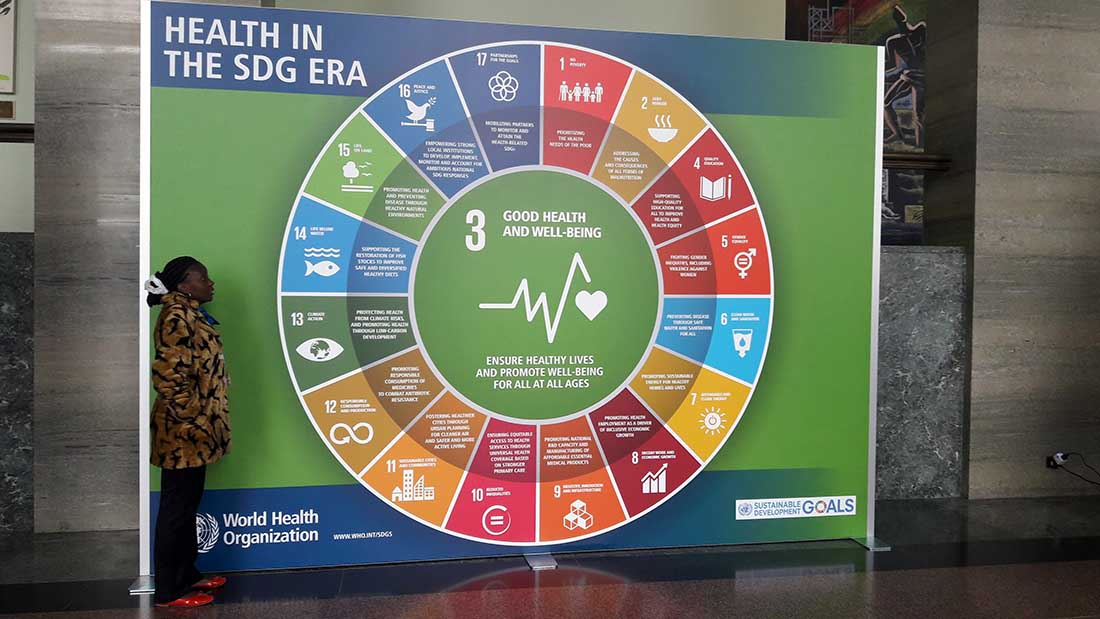 Health in SDG Era