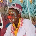 'Dr. Clown' comforts children with cancer in Tanzania