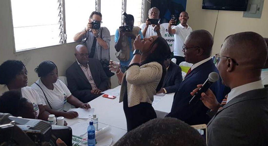 Haiti Mayor MDA
