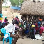 Despite no clinics, no roads, you saved the life of a young mother in South Sudan
